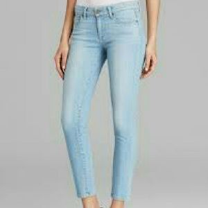 Paige Verdugo ankle skinny jeans size 30