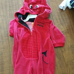 Other - Lil devil hooded Onesie
