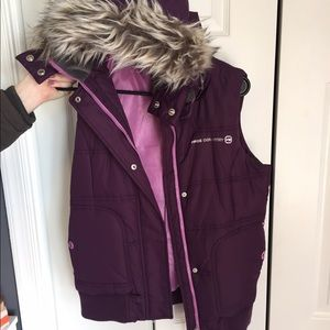 Puffy Vest- super cute!