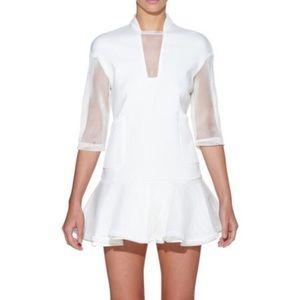 Style Mafia white mini dress size S