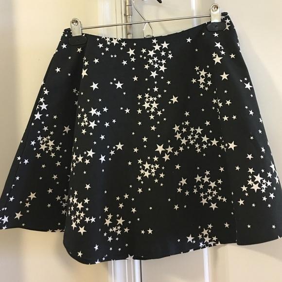 kate spade Skirts - Kate spade Saturday circle star skirt