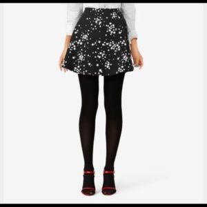 Kate spade Saturday circle star skirt
