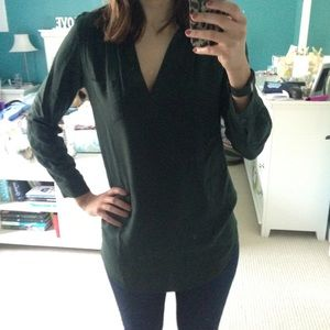 Forest Green Tunic