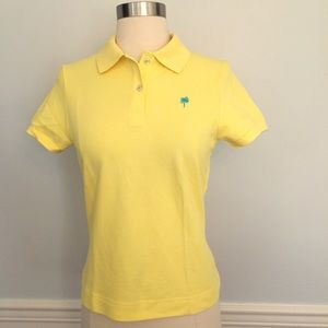 Lilly Pulitzer Polo. NWOT. Golf!