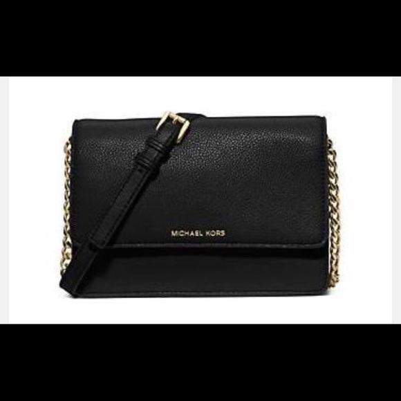 ed9c3147b233 Michael Kors Daniela Small Leather Crossbody. M_56ddc68f9818293c73019d79.  Other Bags ...