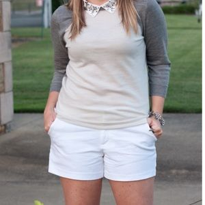 Old Navy Pants - White shorts