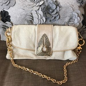 Just Cavalli Handbags - Just Cavalli limited edition clutch - soft leather