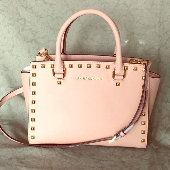 09a718ea141b michael kors pink handbags on clearance 24k radiant gold - Marwood ...
