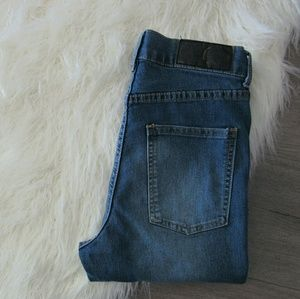 Cheap Monday Denim - Cheap Monday Second Skin Super High-Waist Jean