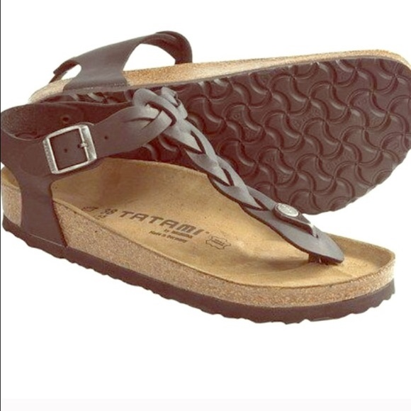 Tatami by Birkenstock Kairo sandals 41