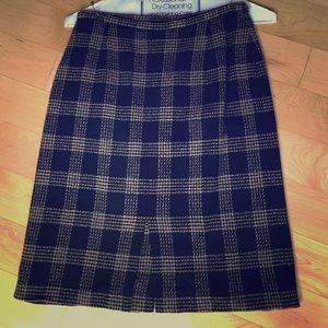 {Ann Taylor} petite 2P skirt