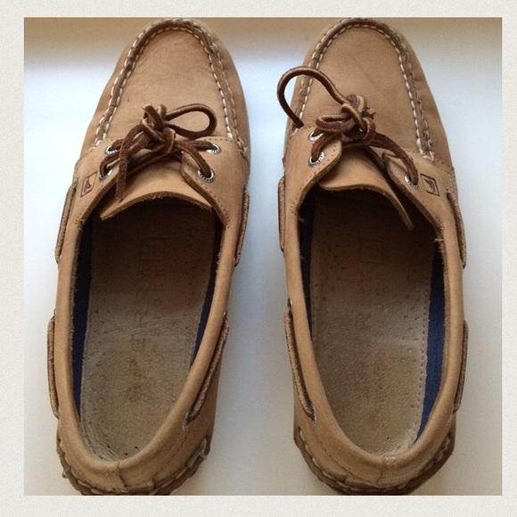 c337b00c6632 Sperry Topsider Boat Shoes in Oatmeal. M 56e2e7199c6fcfb07d002a8e