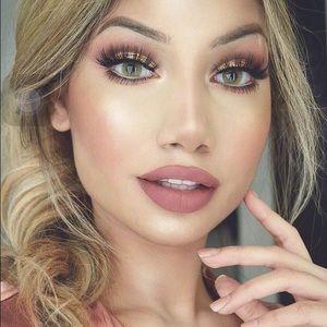 Make up forever помада матовая