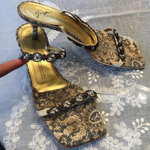 Vicini Giuseppe Zanotti Design Heels