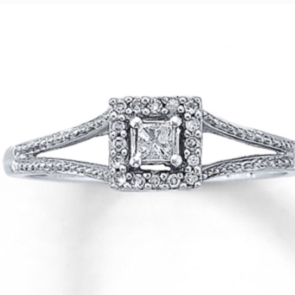 75% off Kay Jewelers Jewelry 💍💍Promise Ring 💍💍 from Courtney s clos
