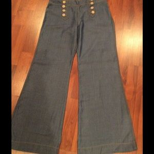 Anthropologie Elevens trouser jeans
