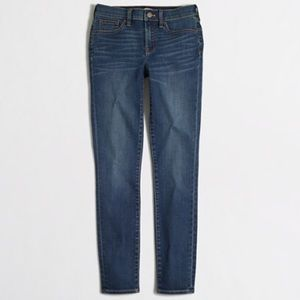 J.Crew Factory Denim - J.Crew Factory Toothpick Denim Jeans