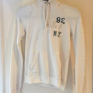 Abercrombie and Fitch hoodie in Medium.