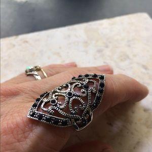 Jewelry - Filigree ring.