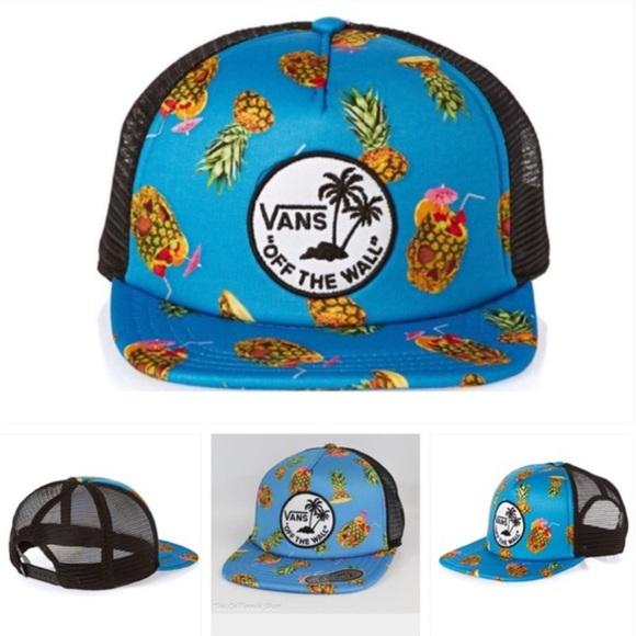 4b9c2baf84a Vans Dazed And Confuse Trucker Hat