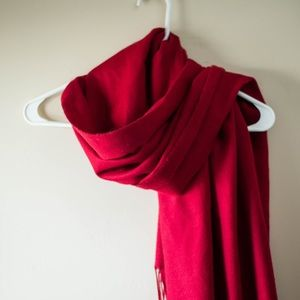 Fraas Accessories - Fracas Classic Red Scarf