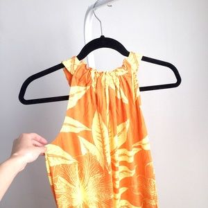 Express Dresses - Like NEW Express stretchy tropical mini dress