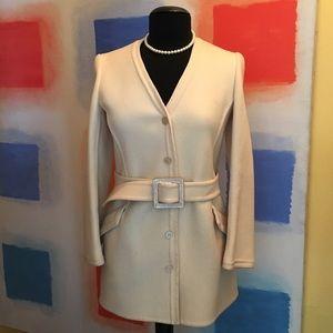 VALENTINO Wool Coat VERY CHIC