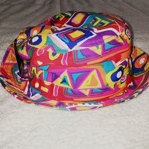 KBETHOS  Accessories - 🆕 Colorful Printed Bucket Hat