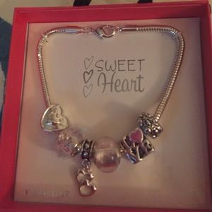 Sweetheart Charm Bracelet 2 of 4