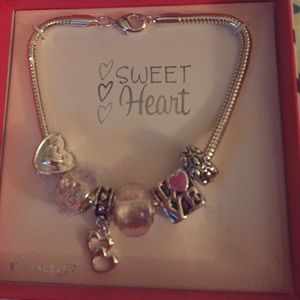 Sweetheart Charm Bracelet 3 of 4
