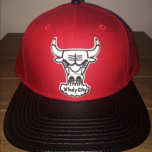 5378a724c9e  47 Brand Windy City Bulls Snapback