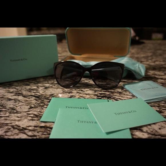 1e55dba6f343 Tiffany s Aria Concerto Sunglasses. M 56de6f3e2de512b32701375c