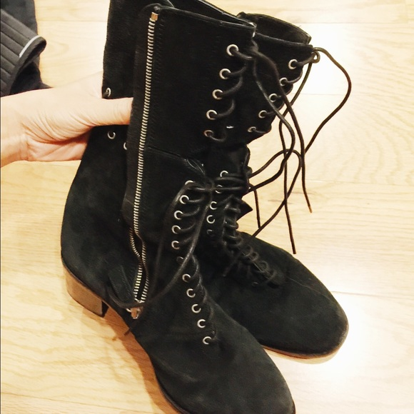 Shoes - Lace up boots