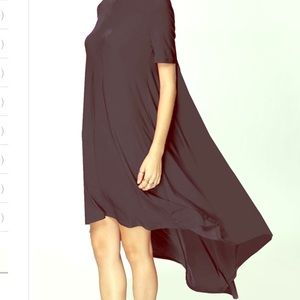 ❗️Flyaway Tunic Slip Dress