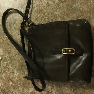 celine bag with natural scars and scratches