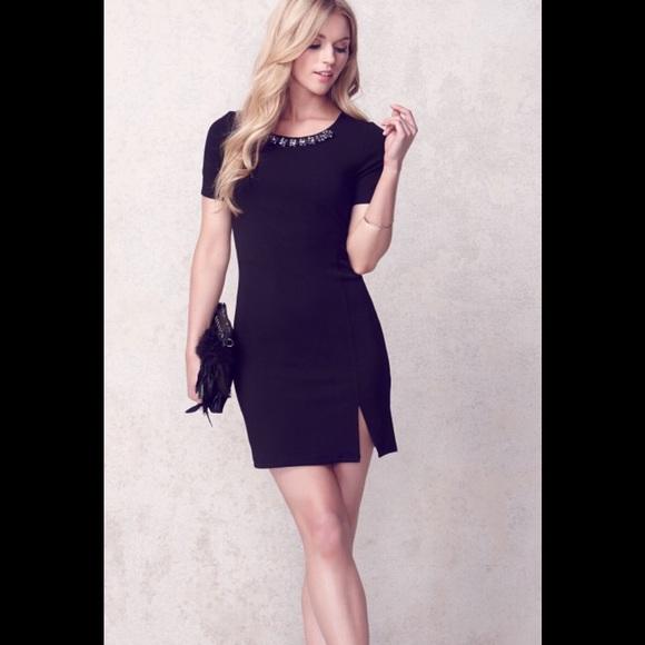 Jessica Simpson Dresses Ciara Dress Black Size Large Nwt Poshmark