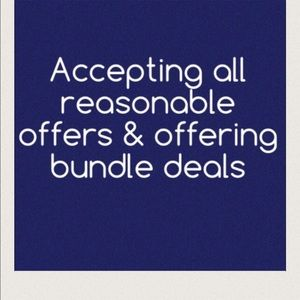 BUNDLE DEALS 