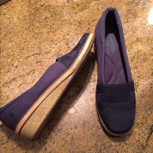 31 grasshopper shoes navy grasshopper wedges from