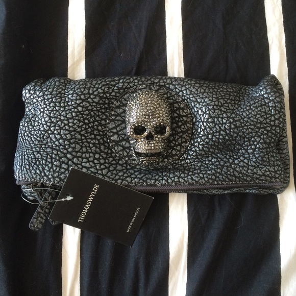 Bags Wylde Poshmark 100 Clutch Thomas Authentic q5xSwXdq4