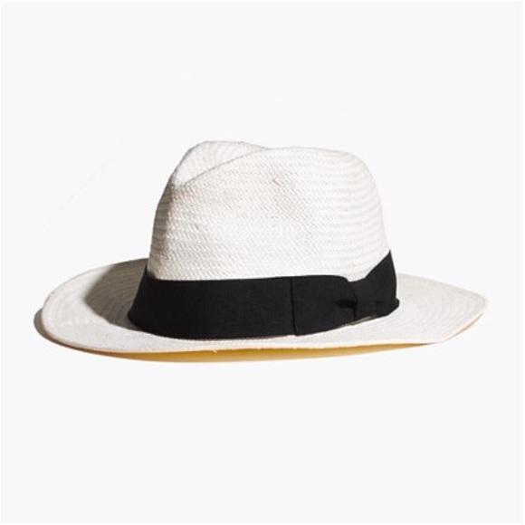 366b07e2d8646 Madewell Accessories - Madewell x Biltmore Panama Hat