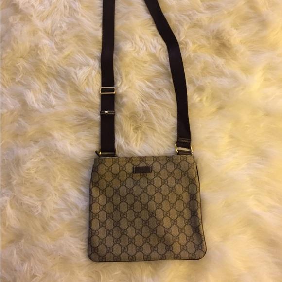 60 Off Gucci Handbags Authentic Gucci Crossbody Bag