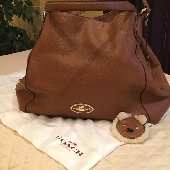 bc93a8fc16 Coach Handbags - Authentic Coach Edie Shoulder Bag 31