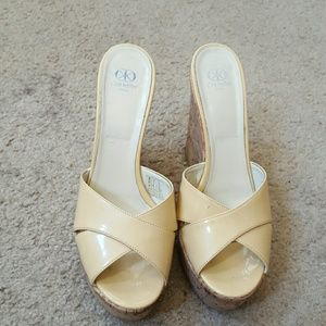 Dee Keller wedges.