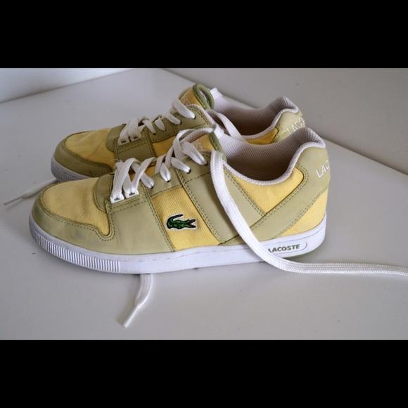 df3eb023995b40 Lacoste Shoes - Lacoste women s sneakers!
