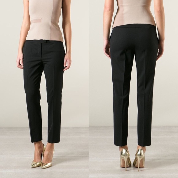 91% off Moschino Pants - Cheap & Chic Moschino Black Slacks from ...