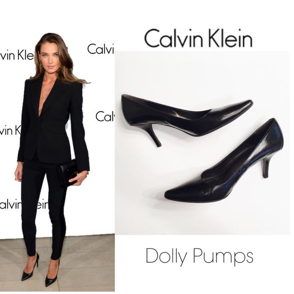 d040b402c79 Calvin Klein Shoes - Calvin Klein Dolly Classic Pump