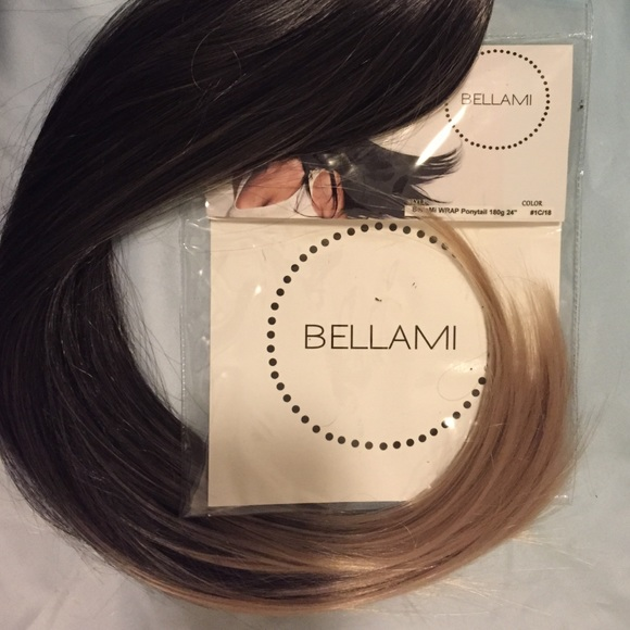 Bellami Hair Extensions Accessories Bellami Wrap Ponytail Hair