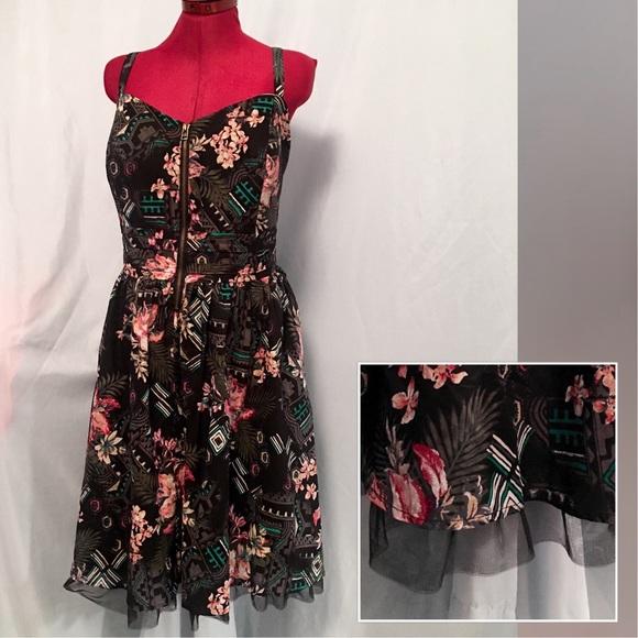 American Rag Dresses Final Drop Plus Size Flare Dress Poshmark