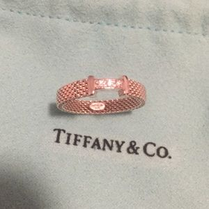 Tiffany Somerset Ring with Diamonds