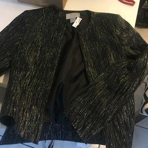 H&M open blazer